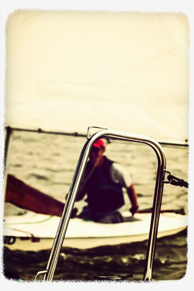 Sailing out at Tuttlecreek People Photography