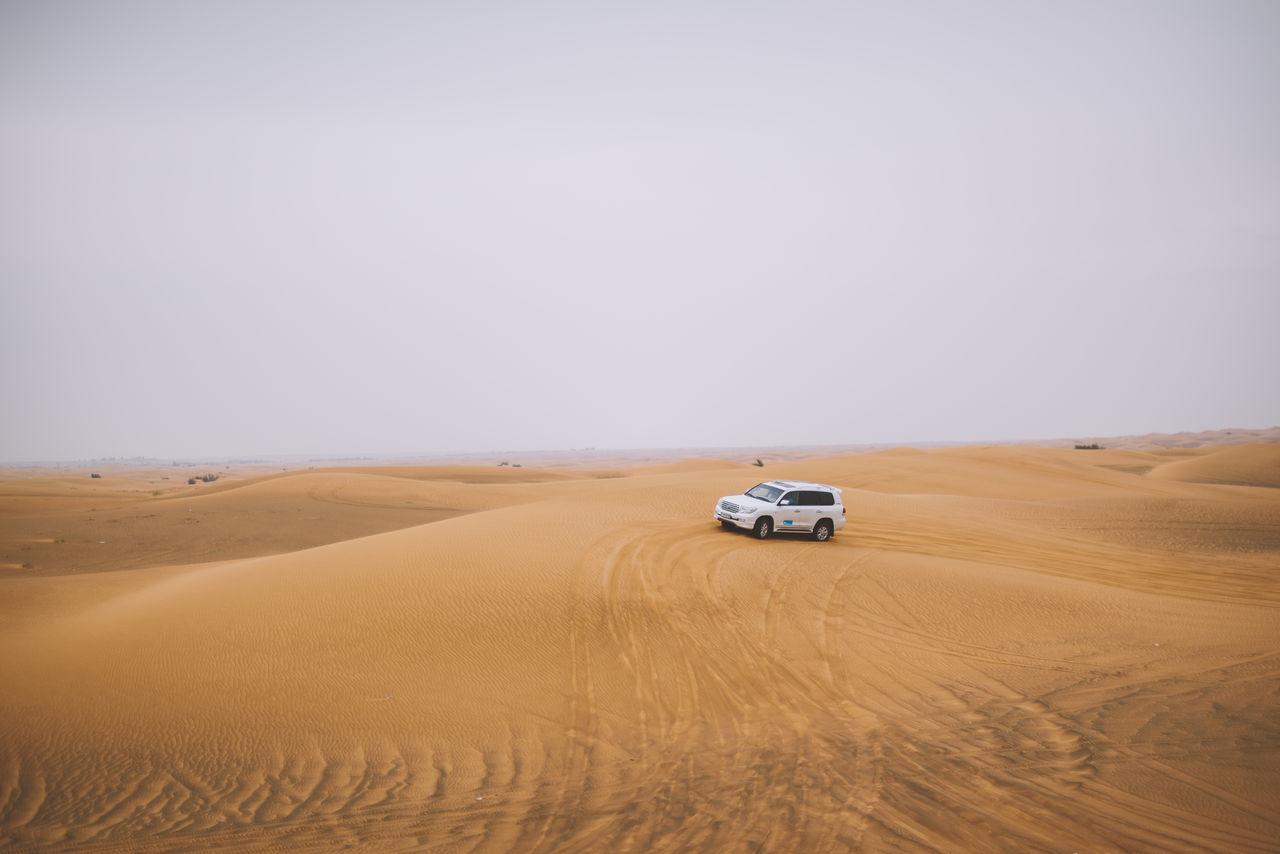 Beautiful stock photos of dubai, sand, transportation, copy space, desert