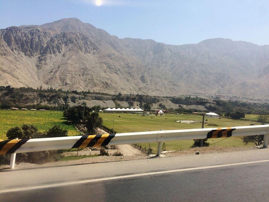 Highway Trip 🚘 Fiestas Patrias 28 De Julio Paisaje Landscape