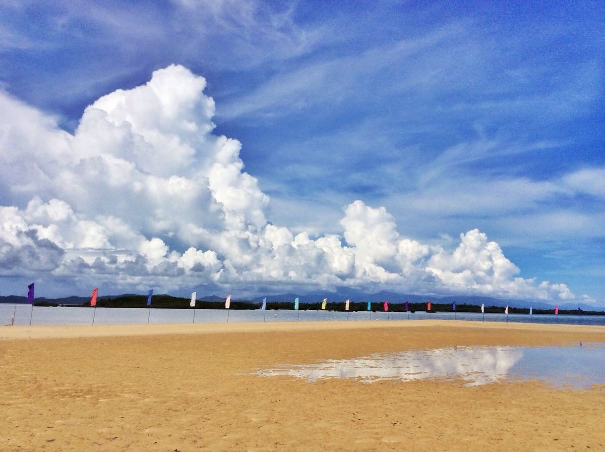 I love the Clouds and the way they move every milliseconds. It's a proof that everything is temporary and will eventually change. Life Is A Beach Puerto Princesa Getting Inspired