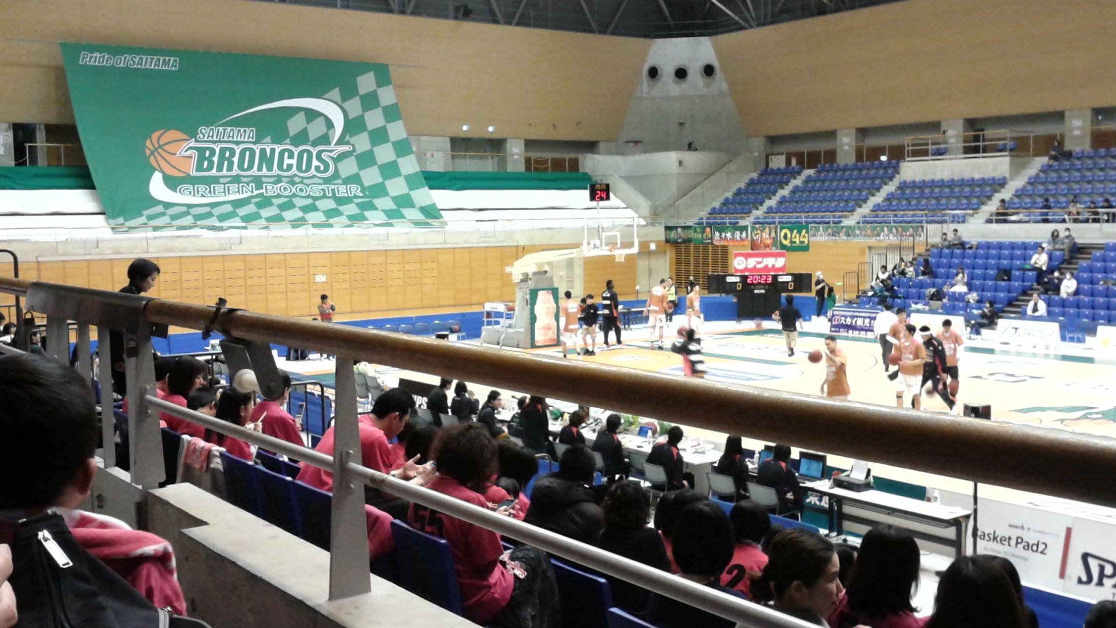 Basketball BJleague Cheer Cheer Akita埼玉で秋田ノーザンハピネッツの応援