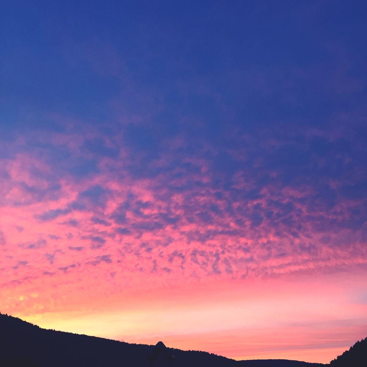 Valley Evening Sky Sunset Beautiful Nature Raw Beauty Raw Nature