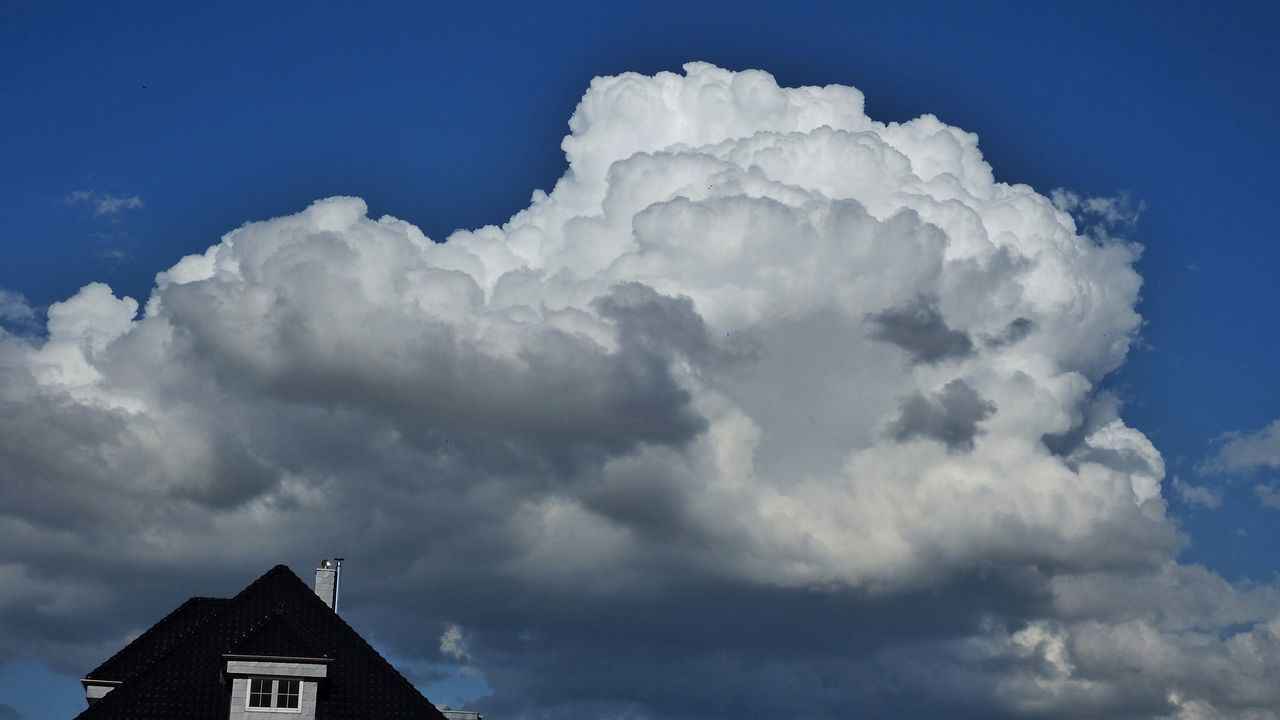 sky, cloud - sky, nature, beauty in nature, no people, architecture, outdoors, scenics, day