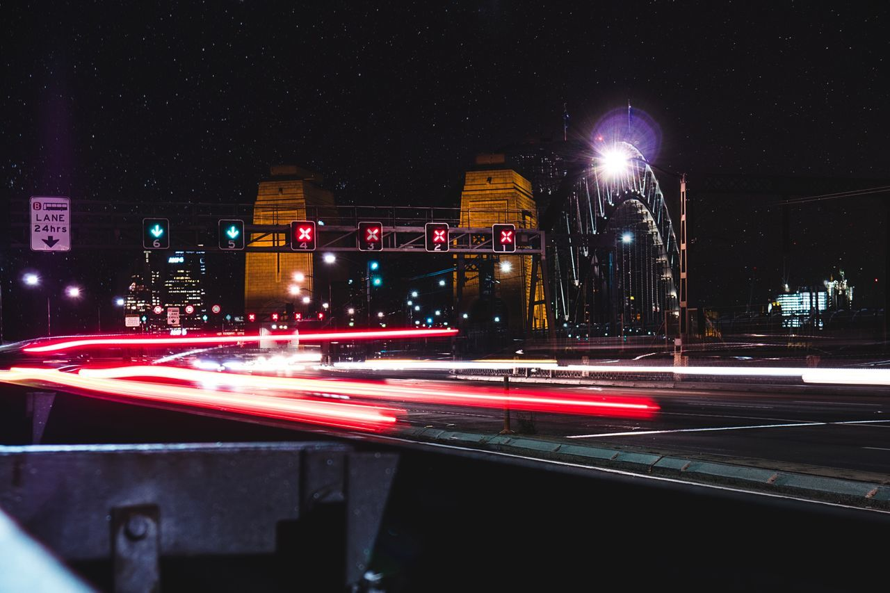 Night Lights Night Photography