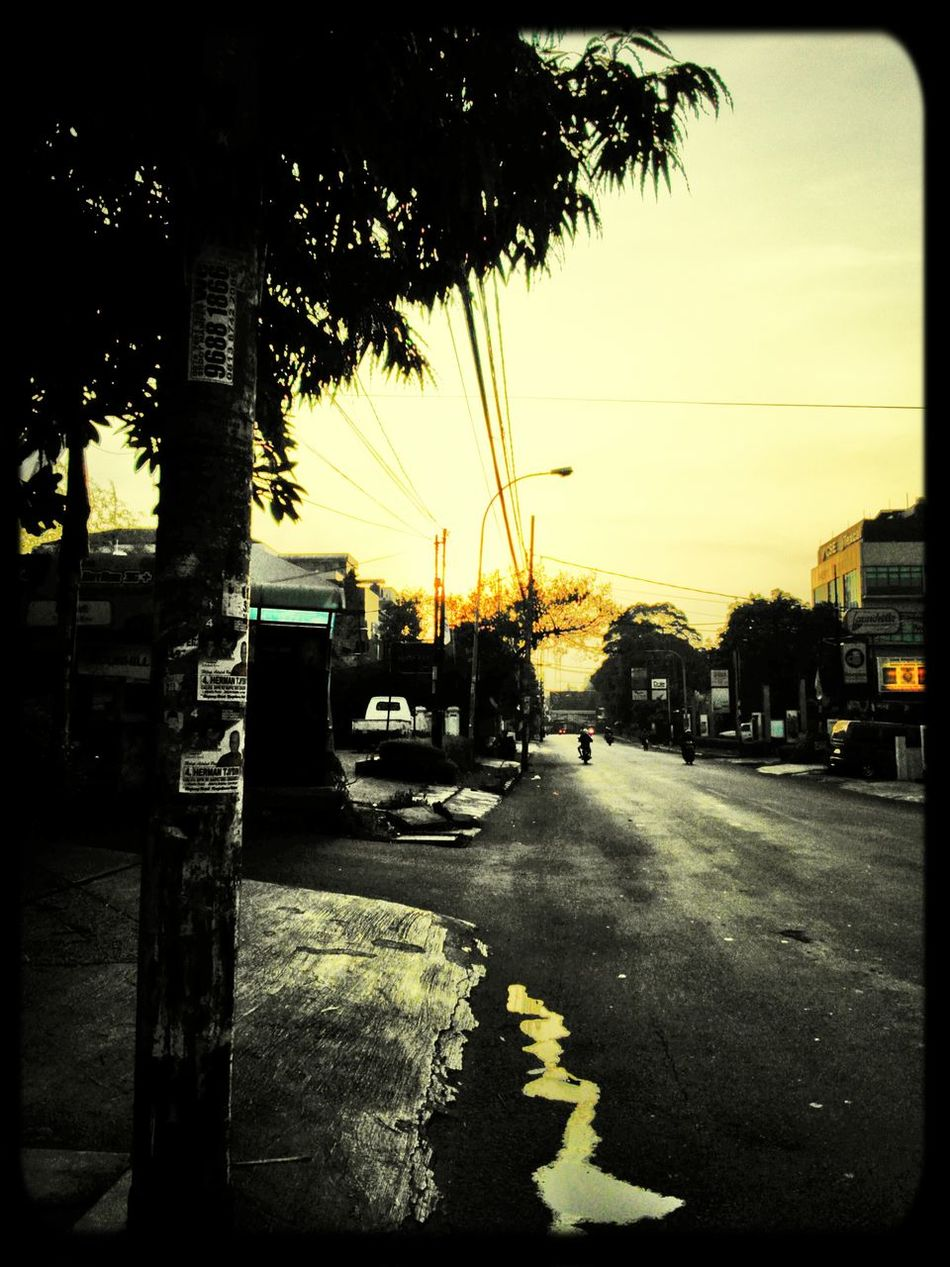 Sunrise..... Good Morning! Hello World