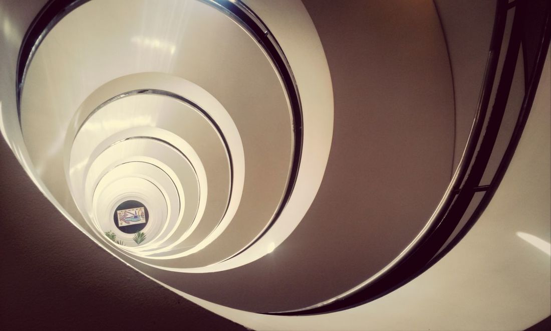 Stairway to heaven!!! A Frame Within A Frame Urban Geometry Urban Architecture Thebcnpost