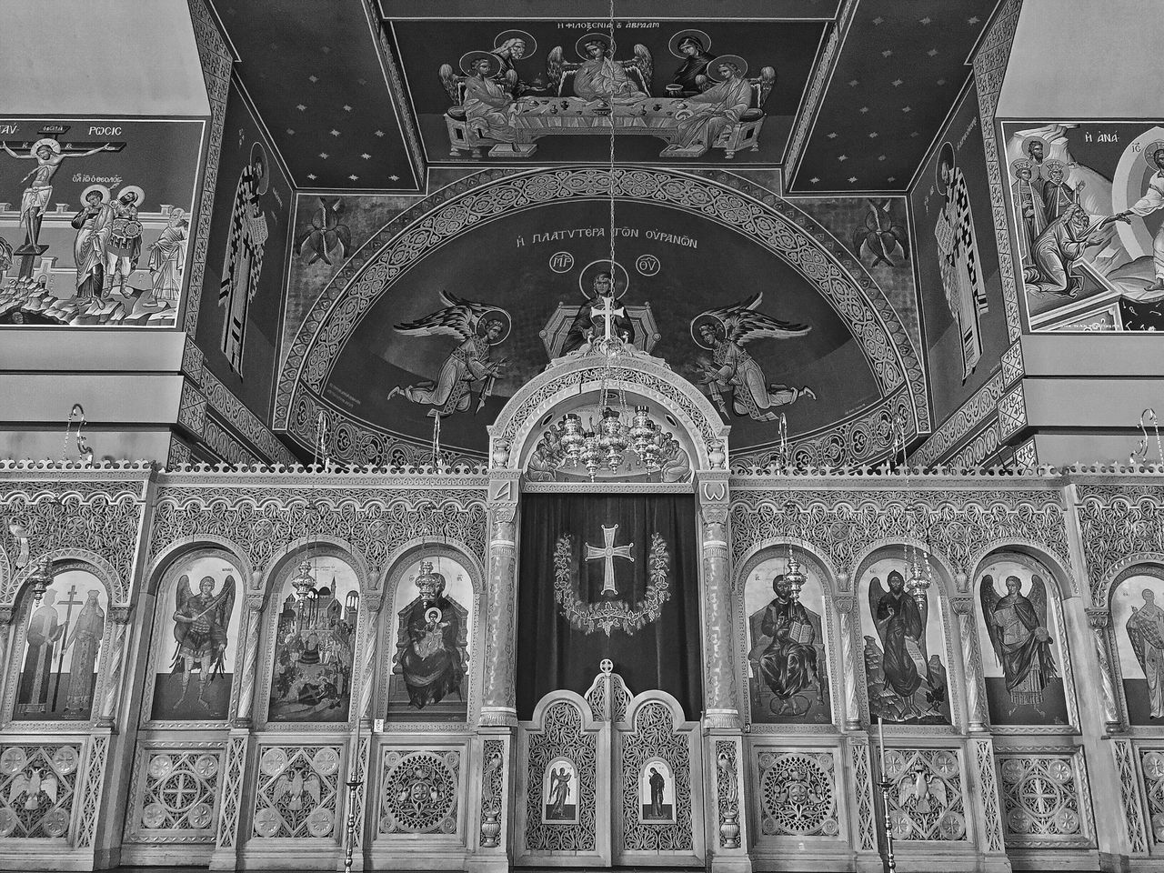 Holy Week 🙏🏼 Greek Orthodox Church Montréal Faith Peace Peace And Quiet Beautiful ♥ Love Easter Candles Icons Health, love & peace to all! Blackandwhite Photography Monochrome Shadows & Lights EyeEm Best Shots My Unique Style Popular Photos EyeEm Best Shots - Black + White Photography EyeEm Gallery Showcase April Details Light Love ♥ Pray Peace!