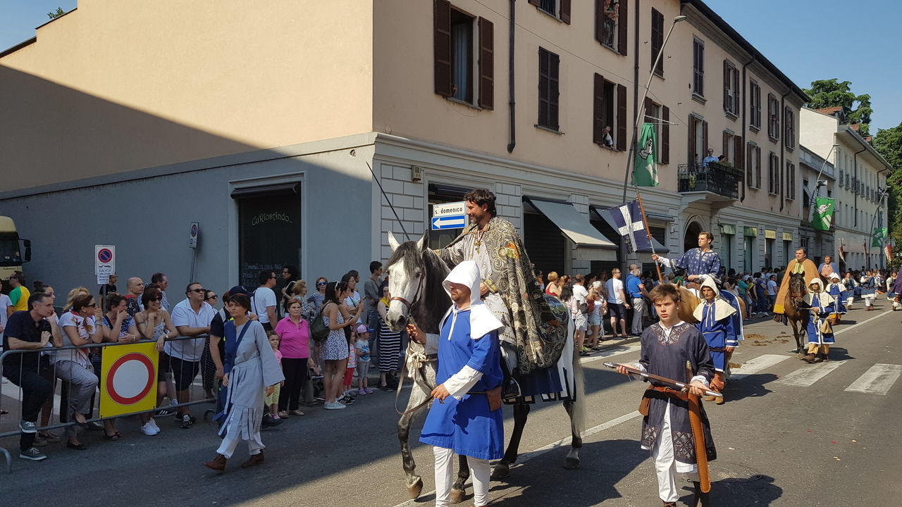 Medieval Days Medieval Festival MedievalTown Outdoors Medieval City Hystorical Remembrance Horse Palio Di Legnano Legnano Italy🇮🇹