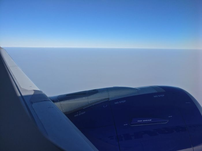 Airplane Aircraft Wing