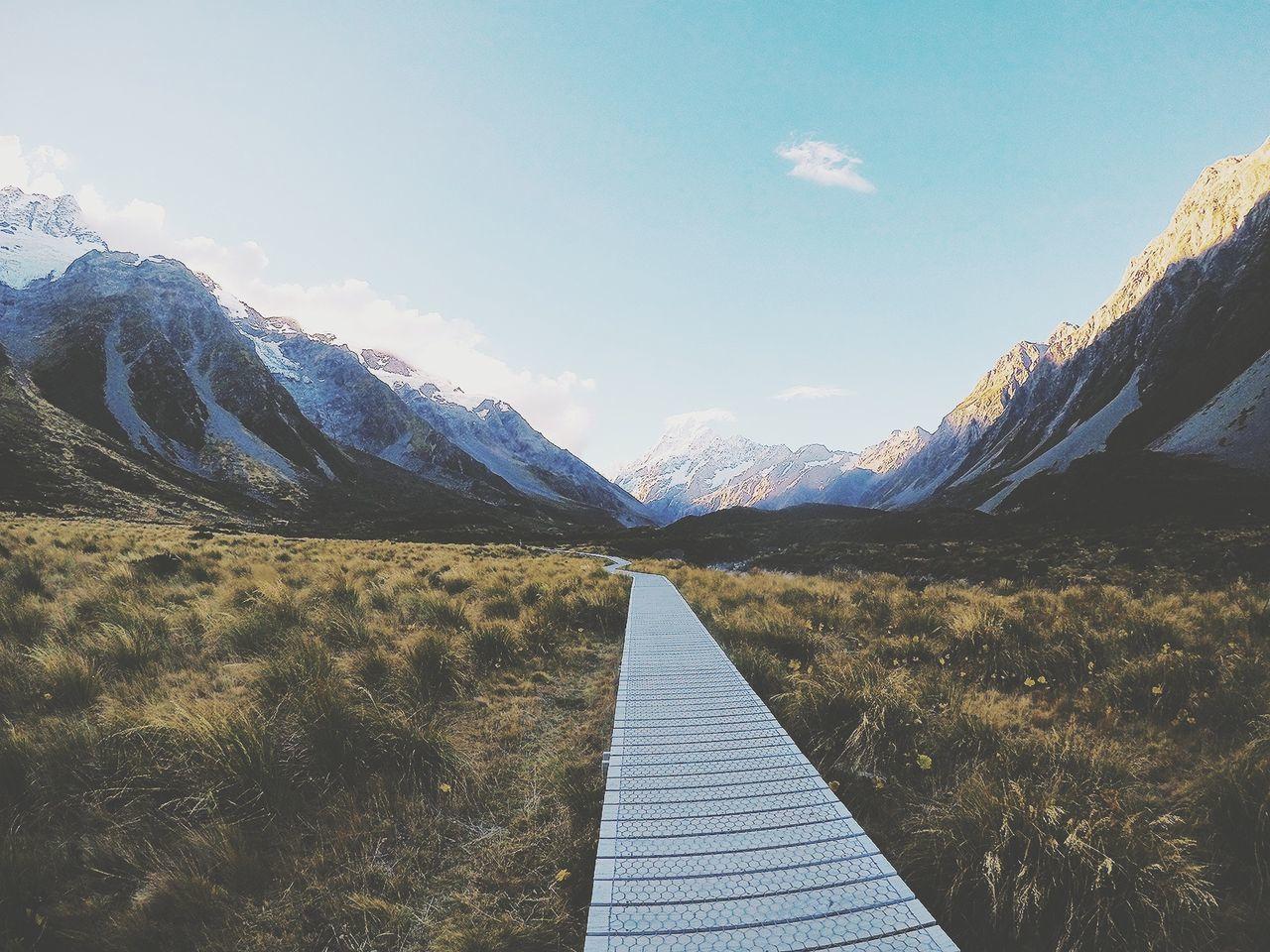 Mount cook NZ :)
