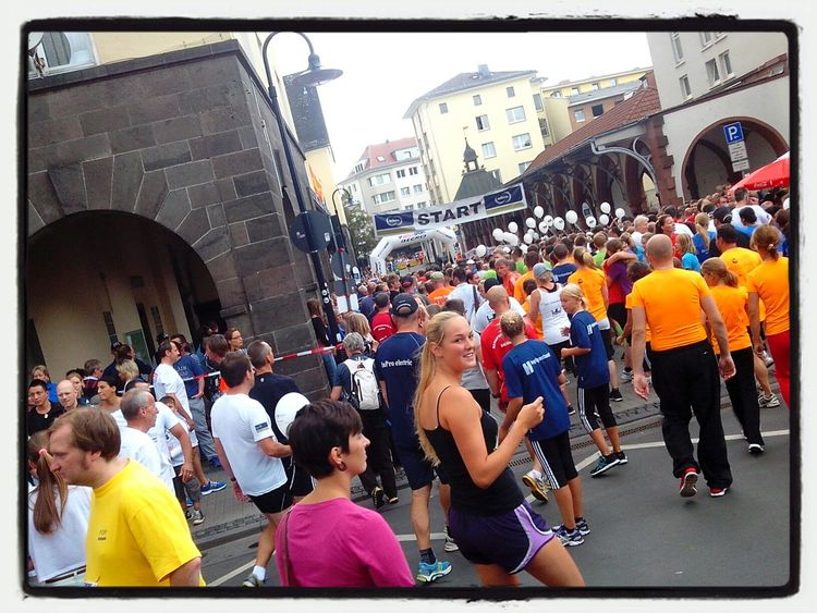Run For Help AMPt - My Perspective Gießen Stadtfest