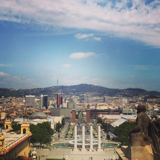 Beautiful Hanging Out Check This Out Relaxing Taking Photos Enjoying Life Barcelona SPAIN Beautiful View