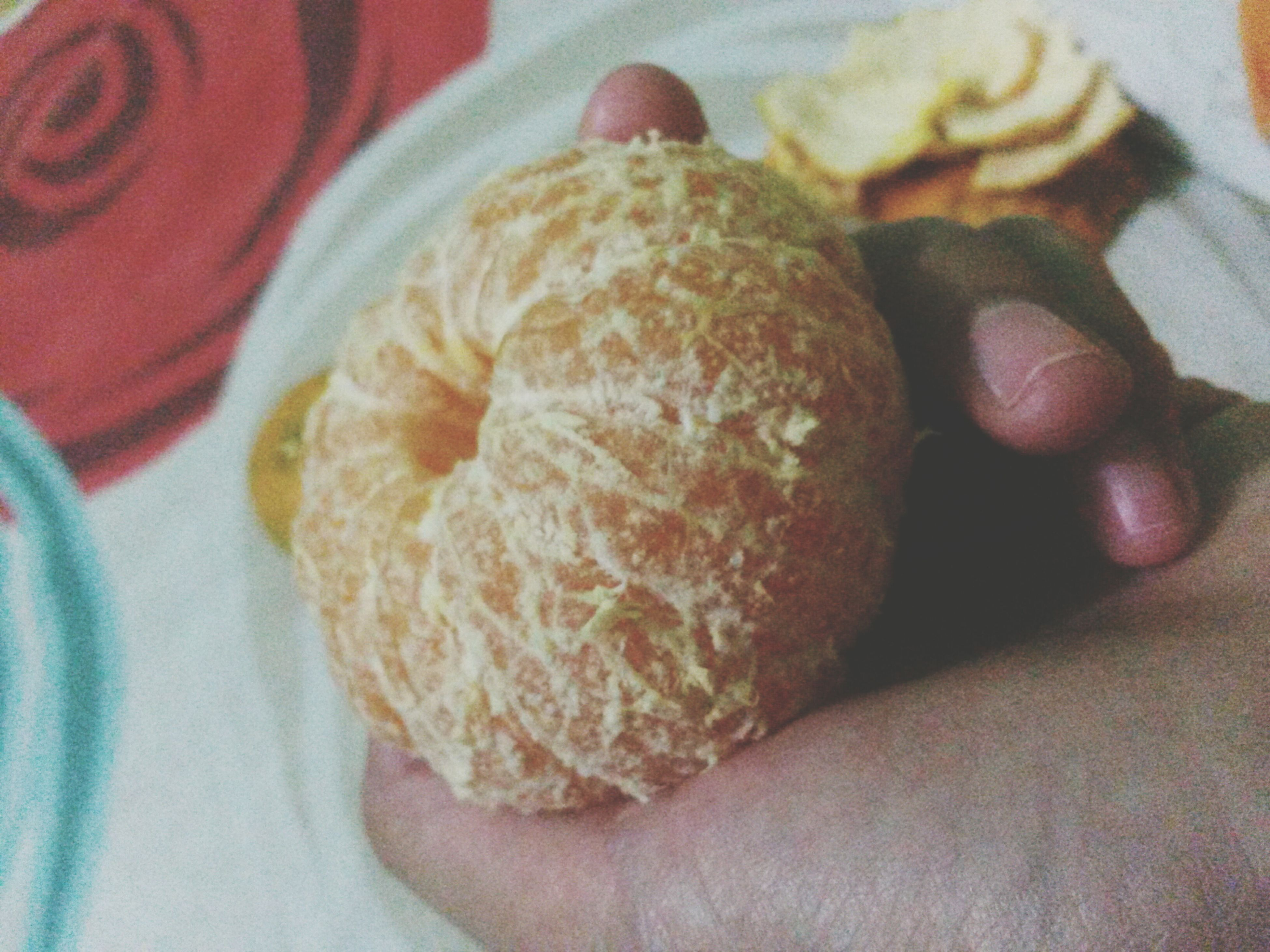 food and drink, food, indoors, freshness, sweet food, still life, ready-to-eat, close-up, indulgence, unhealthy eating, dessert, table, plate, temptation, high angle view, part of, snack, one person, baked