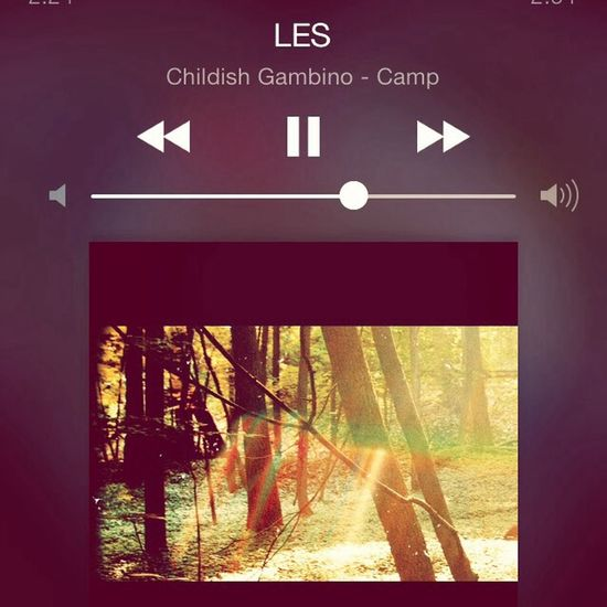 thank you gambino, my monday would be nothing without you