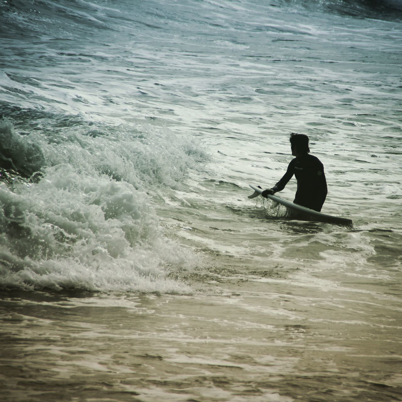 Surfer Sea Surfing Surf Sitges Barcelona España Sitges Beach Beachphotography Hello World Relaxing Enjoying Life Nature_collection Landscape_collection EyeEmNatureLover Nature_collection Concert Photography Copy Space