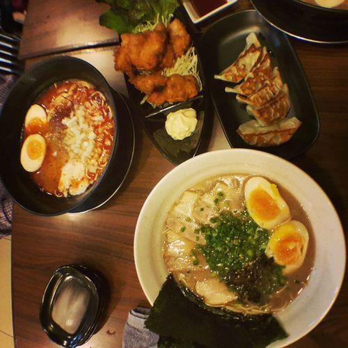 Oishi  Uchidayaramen @uchidayaramen