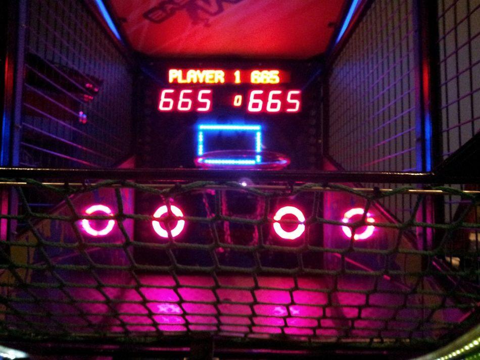 Basketball Game Fun Ball I Win! Happy :) New High Score 😆