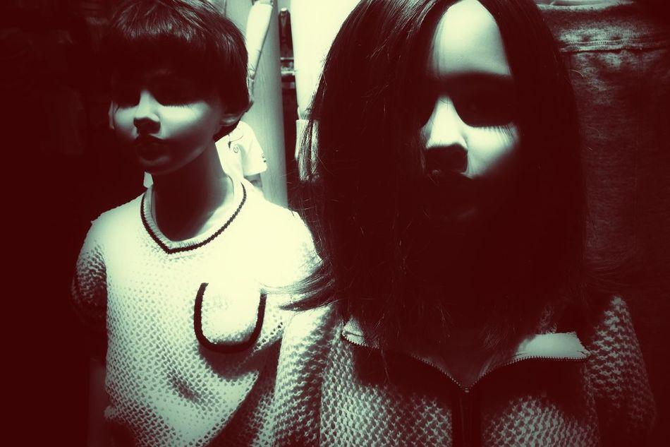 Mannequin IPhone5 Children
