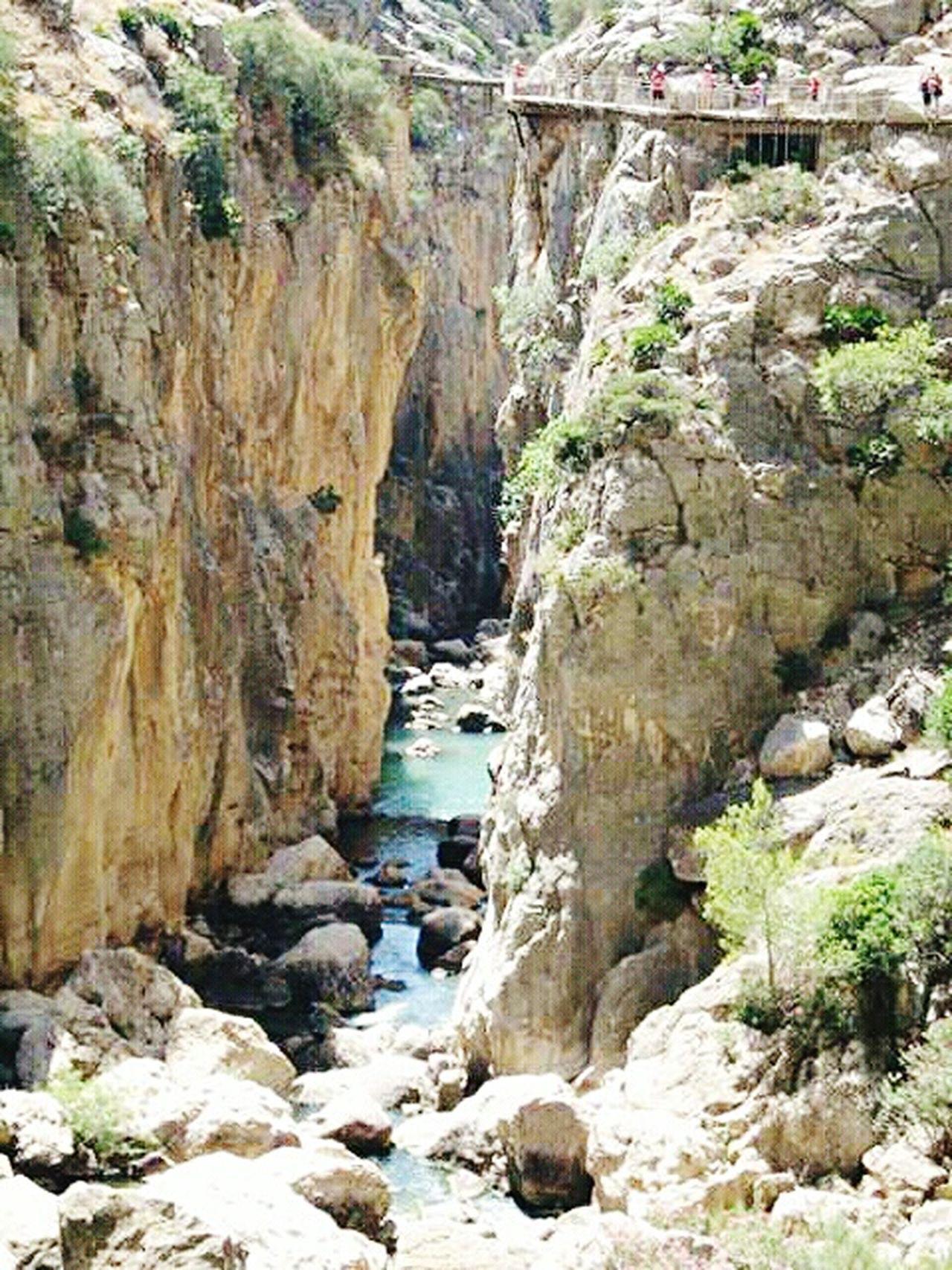 River Rio Caminito Del Rey Ardales Spain España EyeEm Nature Lover Hello World Montañas❤ Malaga Mountain Spain ✈️🇪🇸 España🇪🇸 Spain, Andalucia, Malaga Puentes Bridge Puente Ardales