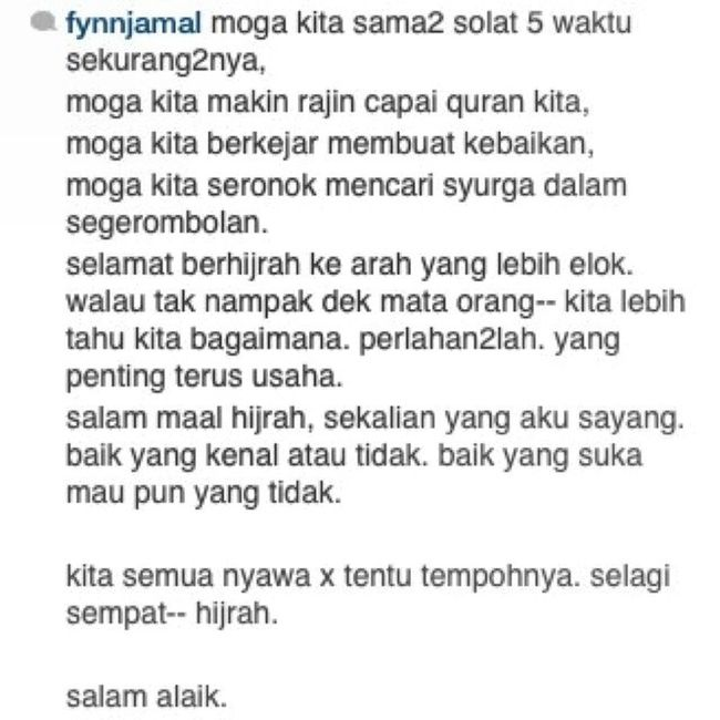 """""""Remember, the only person you need to beat is the yesterday you."""" Thank you kak @fynnjamal ?"""
