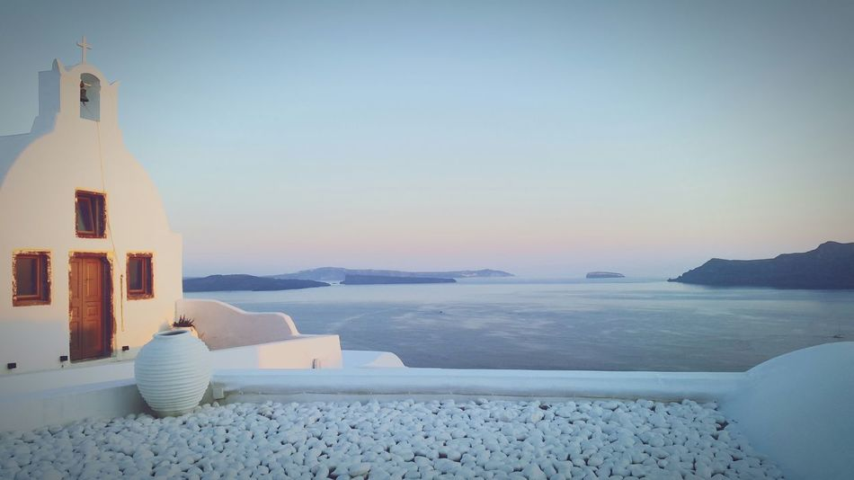 Enjoying Life Oia Santorini Beautifulview Hello World Seaside Greece Summer In Greece Magical Places Magicalmoment