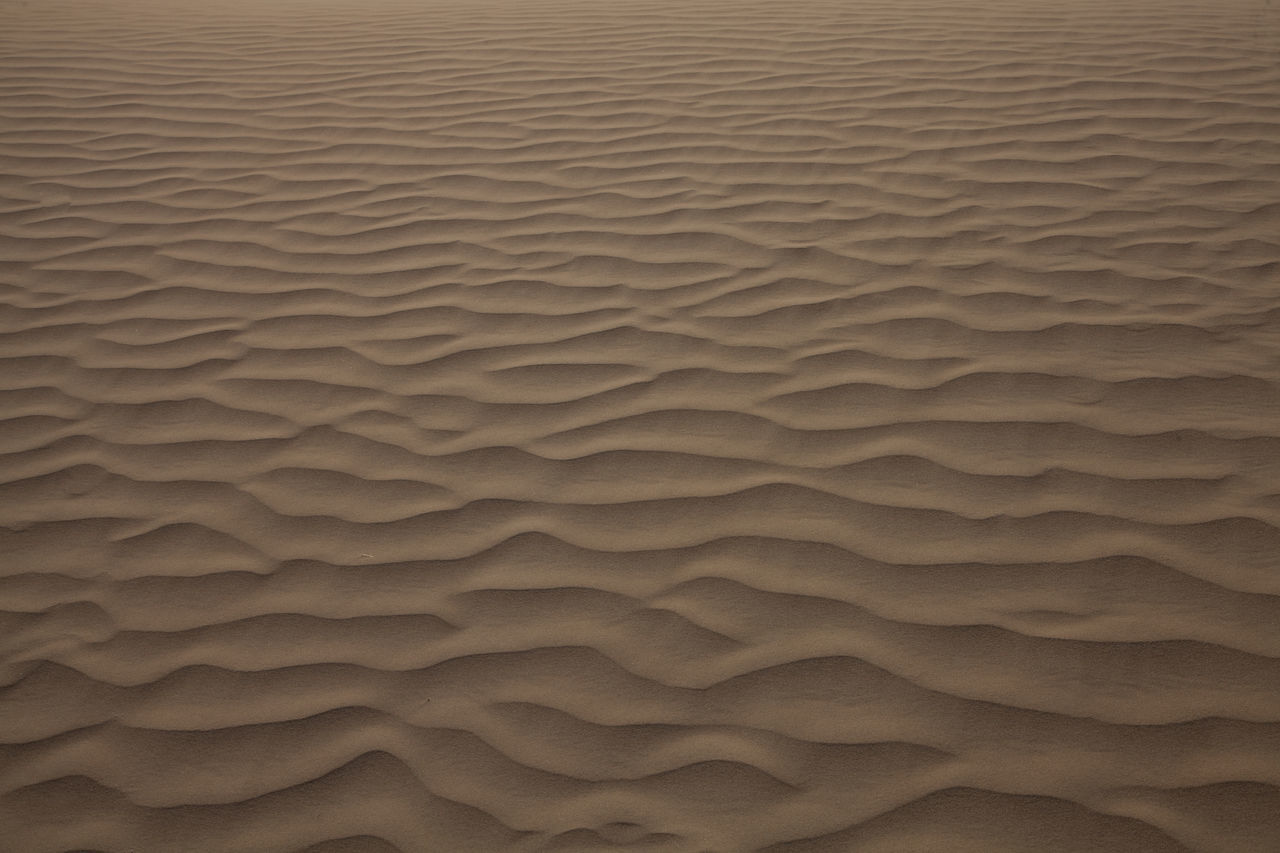 Backgrounds Close-up Day Full Frame Nature No People Outdoors Pattern Sand Sand Dune Textured  Water