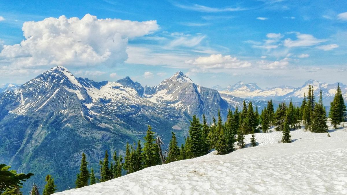 The view from the Mt. Brown firewatch lookout that I hiked today. This is practically my backyard. Montanalife Glaciernationalpark Nature Snowcapped Mountain Mountain Range Mountain View Mountains BigSkyCountry GodsOwnCountry Godsbeauty Created Created For His Glory Hiking Hiking Adventures Beauty In Nature Lifeisbeautiful Nature Photography Outdoor Photography Montanaphotography Hikingphotography Glacier Rewardingview Rewarding Experience Life Adventure