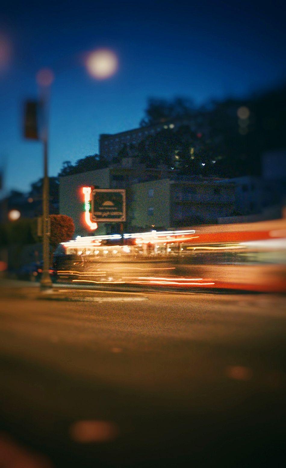 Gearyblvd SanFranciscoBay Slow Shutter Lighttrailsphotography Oneplusphotograpgy Early Morning Timesflies