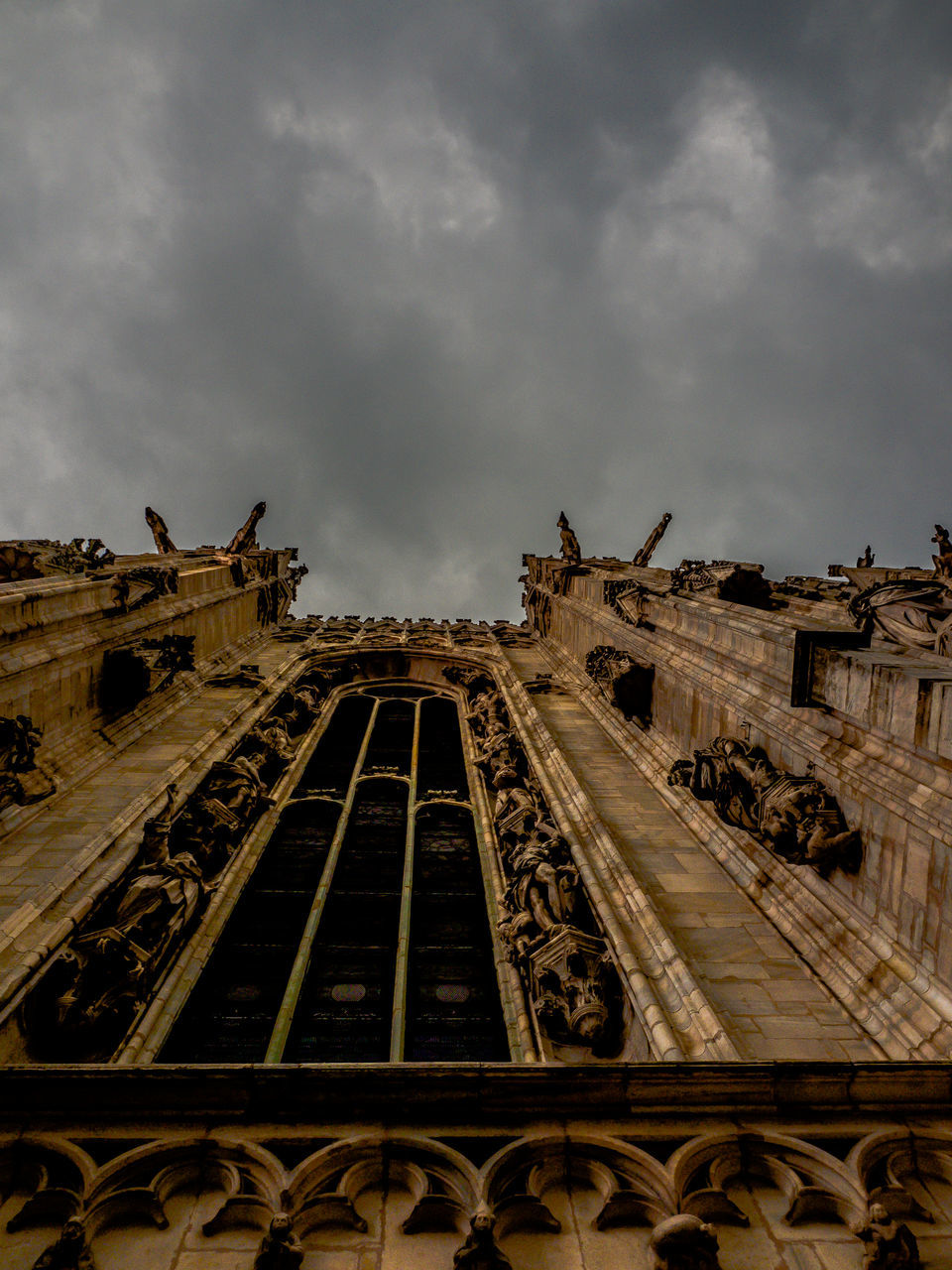 sky, cloud - sky, history, architecture, no people, outdoors, day