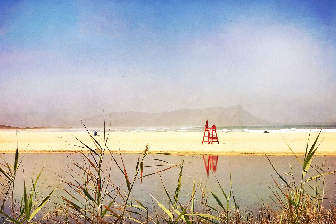 The Lagoon Beach Nature Tranquility Cape Town South Africa IPhoneography Seascape Reflection