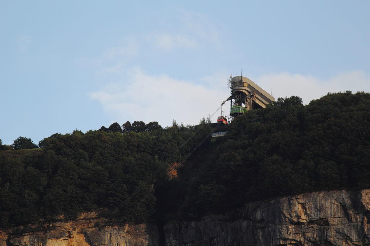 Téléphérique du Salève Streamzoofamily Mountain Nature Geneve