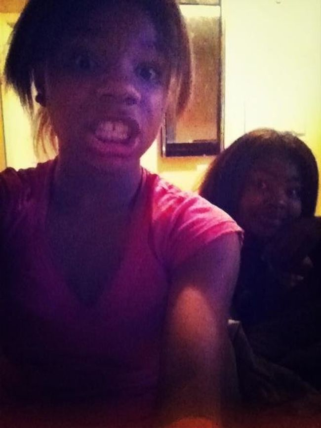 Eh . Right Now Tho . Lil Cousin And I