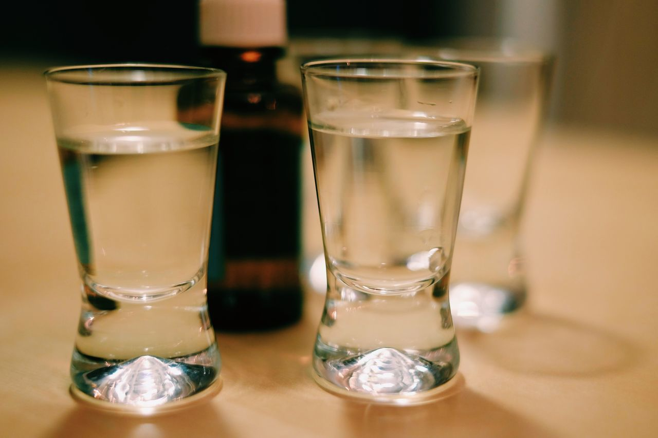 Alcohol Close-up Day Drink Drinking Glass Food And Drink Freshness Indoors  No People Refreshment Shot Glass Shots Vodka