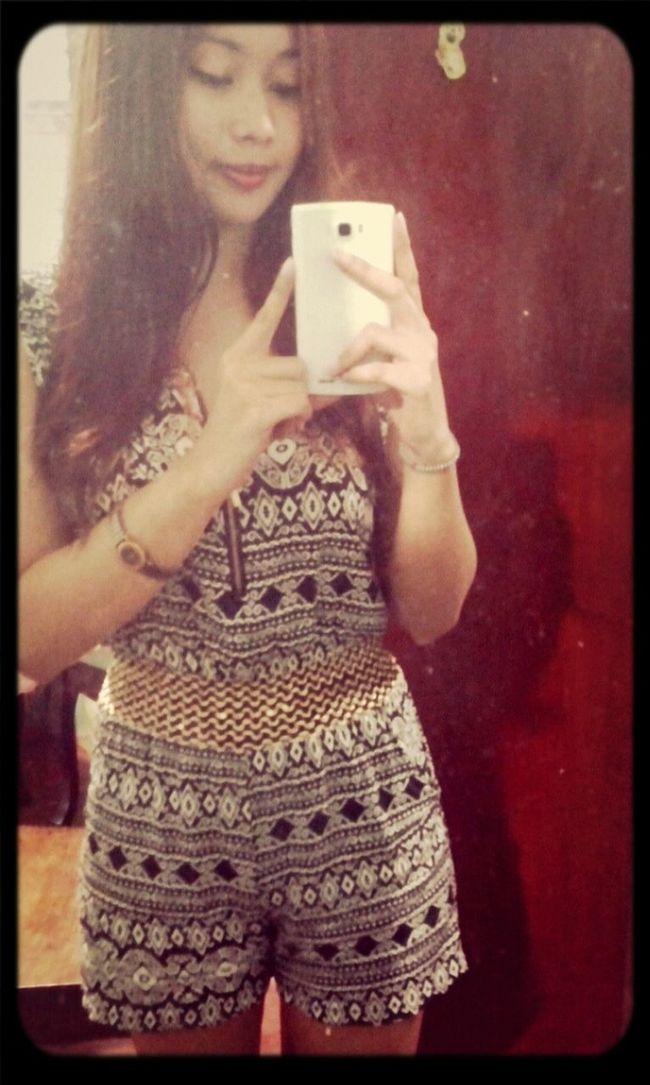 SelfieInMirror Whattodo Boredtodeath Have A Nice Day♥