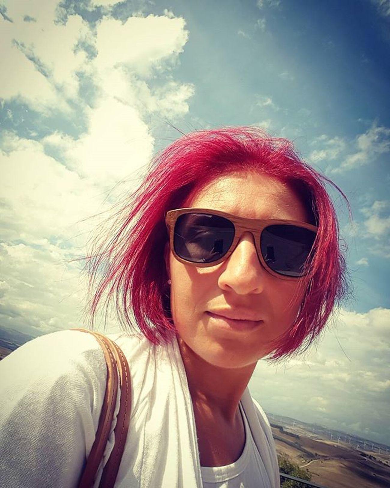 Sunday aperitivo.. Puglia Italia Italy Southernitaly Selfiesunday Selfietime Selfie Lorealmajirouge Lorealmajicontrast Majicontrastmagenta Majirouge666 Wellakoleston Koleston065 Wellahair Loreal Wellaspecialmix Wellaspecialmix065 Wellaspecialmixpink Wellakolestonpink Haircolor Haircolour Selfie ✌ Selfies Red Hair RedHAIR ❤