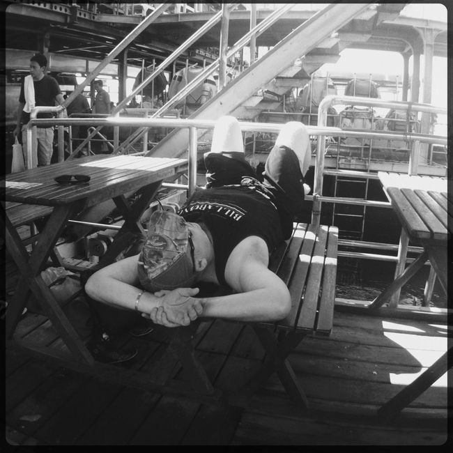 Hipstamatic Blackandwhite Where Do You Sleep?? EyeEm Best Shots