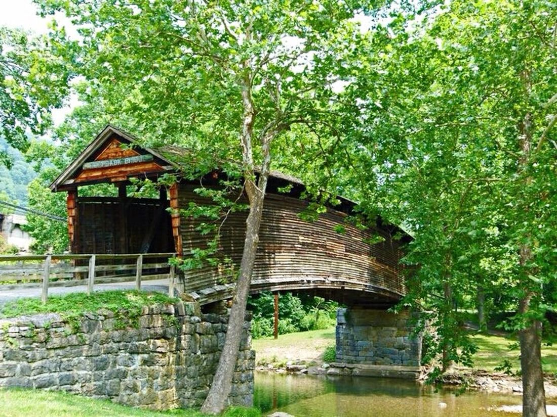 Humpback Bridge Humpback Bridge Covered Bridge Beautiful Nature Eye4photography  EyeEm Best Shots Virginia Is For Lovers Visit Virginia