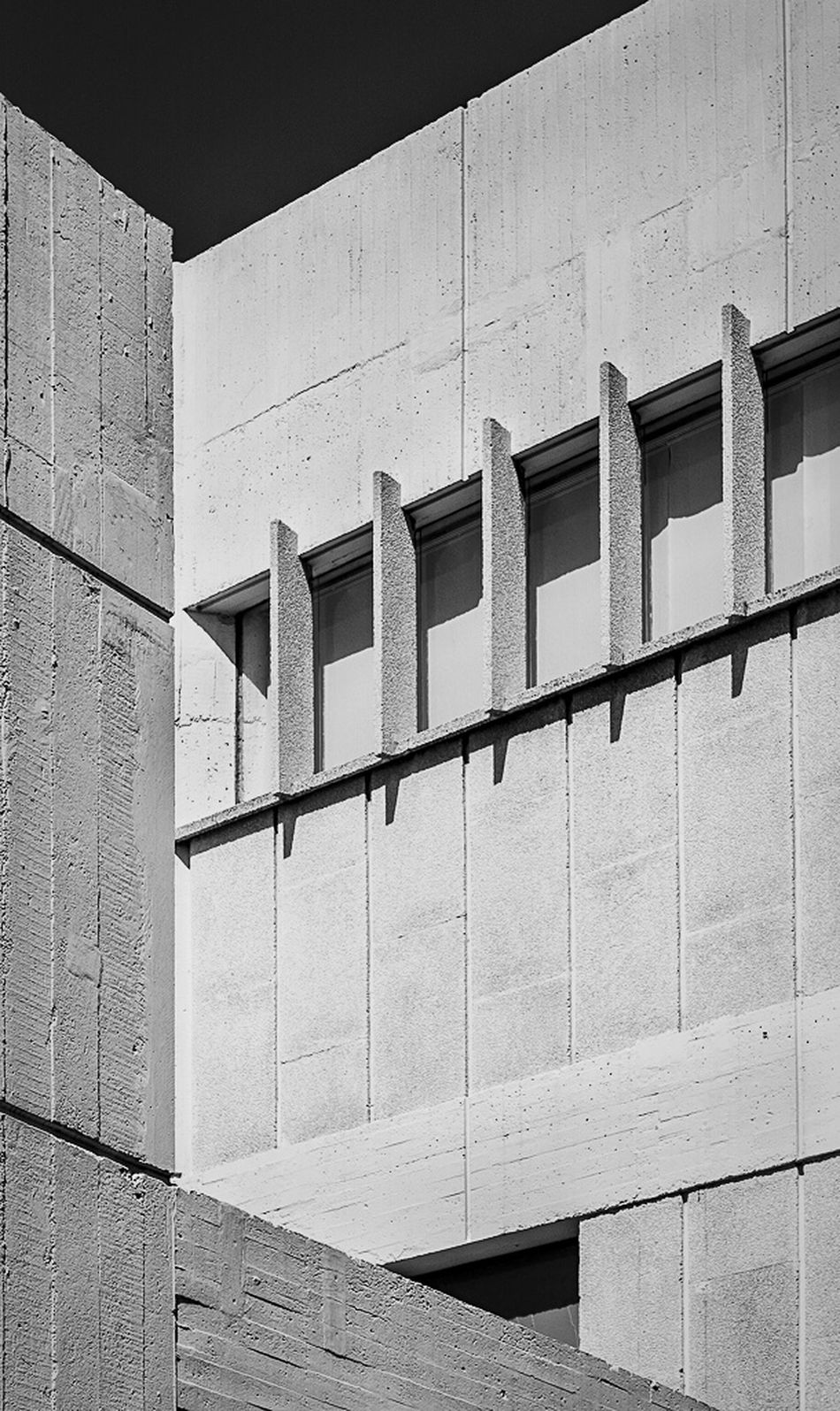 Shades Of Grey Architecture_bw Architecture Volumes Open Edit Monochrome_life Monochrome Blackandwhite Textures And Surfaces