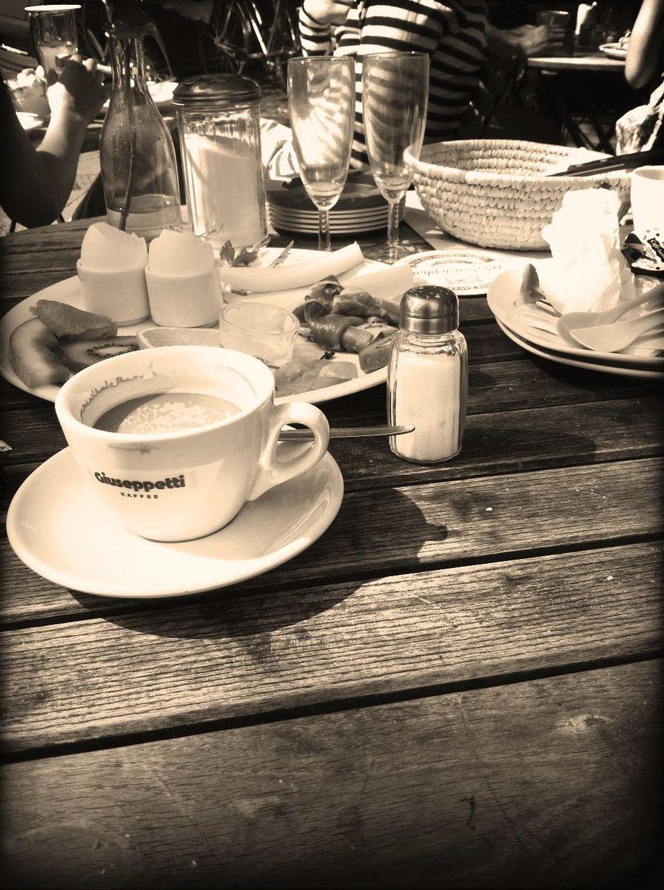 Breakfast at Kaffee am Meer Breakfast