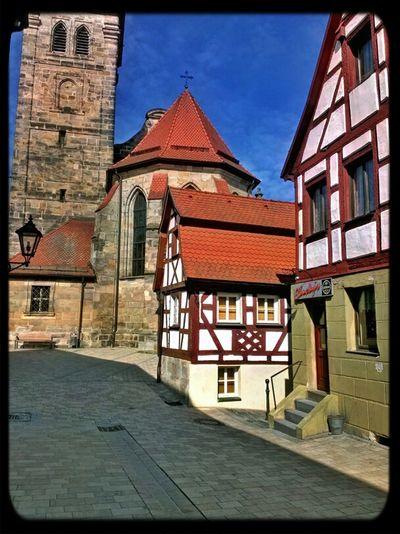 Architecture Streetphotography City Taking Photos Bayern Altstadt Architektur Franken Mittelalter Altdorf