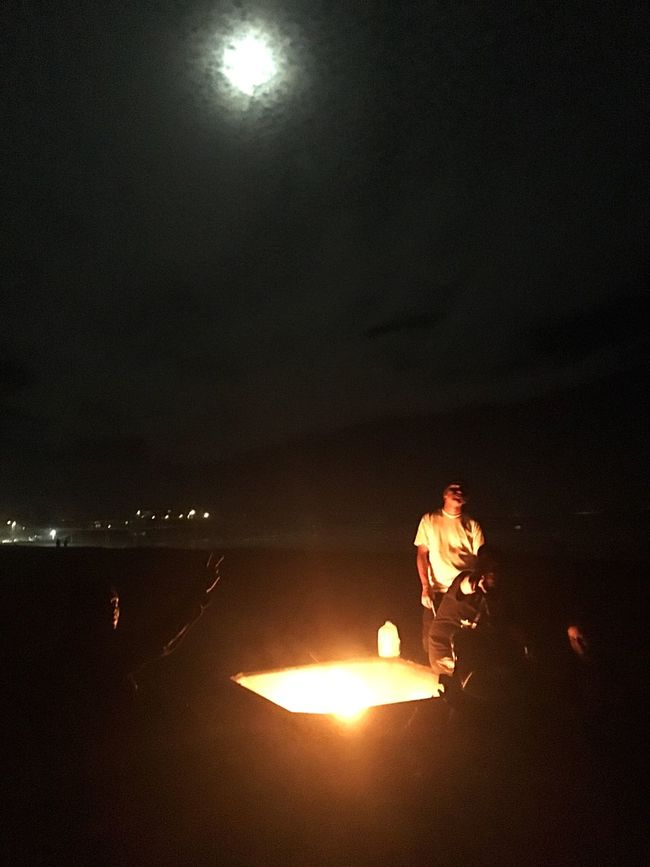 Beach Bonfire Beach Night Moon Moonfire Ocean Beach San Diego San Diego Beach Friends Bonfire Feel The Journey Met thiis amazing group who invited me and others walking along the beach to hang by the fire. Then I pointed out the moon Howling At The Moon