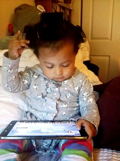 Internet Addiction Getting My Hair Did San Jose Bayarea Love Love My Grandbaby What We Do For Beauty Addicted To Technology