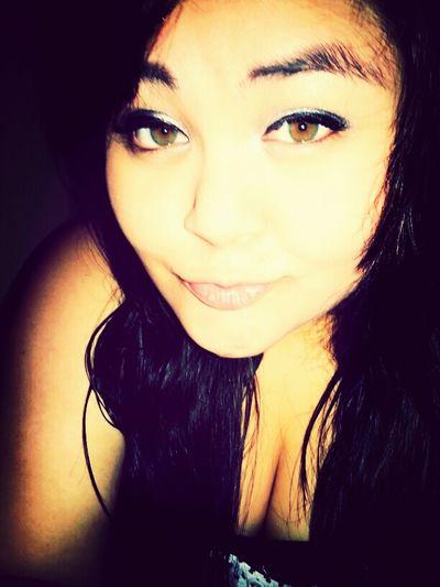 Saturday Nights. Makeup Hazel (: Eyes Smile