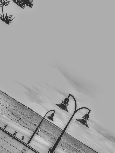 Beach Wintertime Beach Photography Black & White Sunset Monochrome Photography
