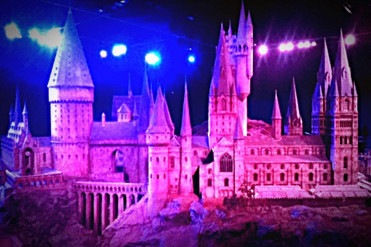 Hogwarts Harrypotter Wbstudiotour Dreamscometrue