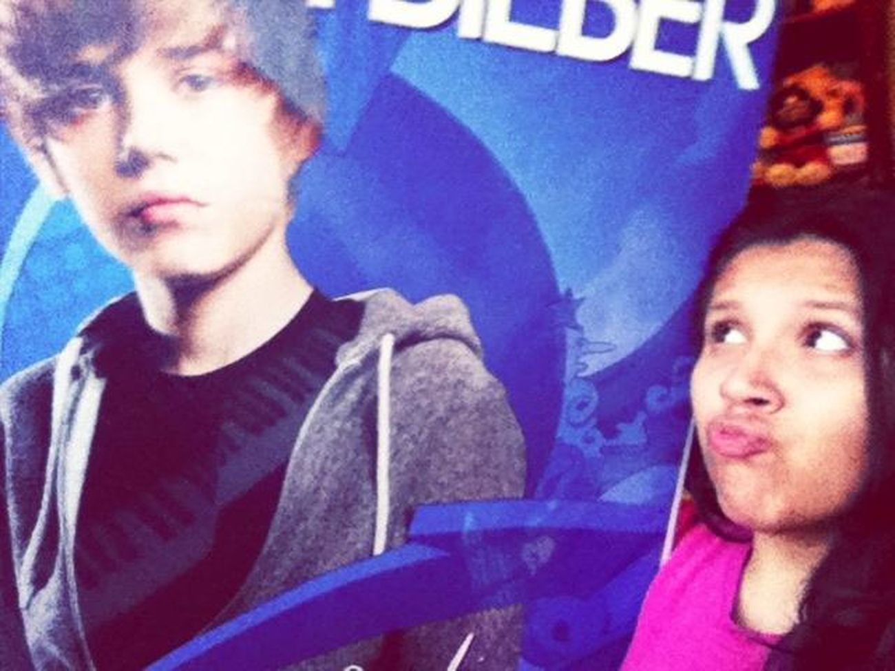 Chillin With Justin Bieber