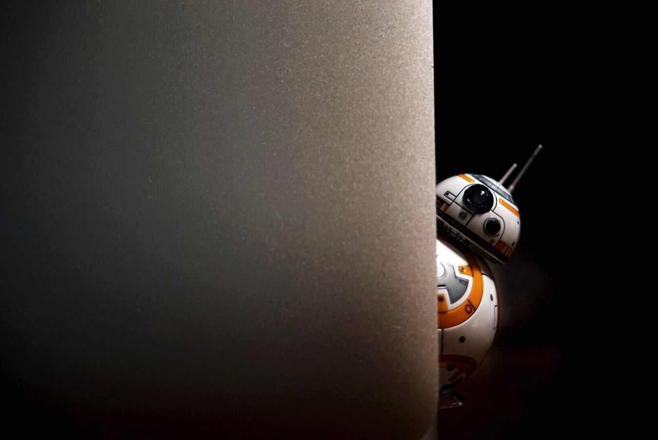 BB-8 Plastic Model Watching MOVIE Star Wars Make It  Character