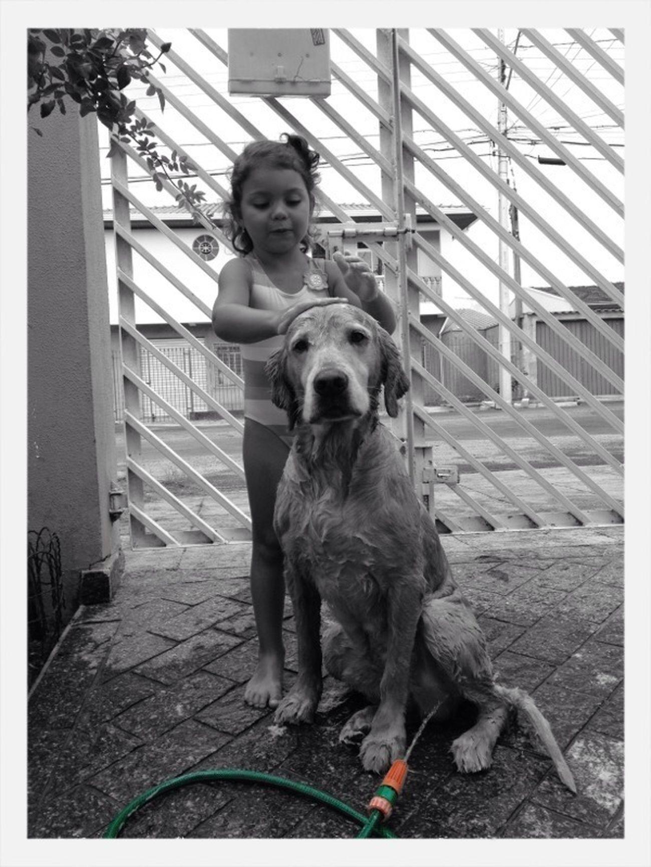 Mygirl & Mydog