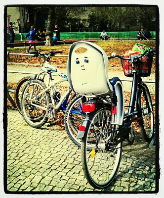 I see faces (The Original) at Kollwitzplatz by börlinpixel