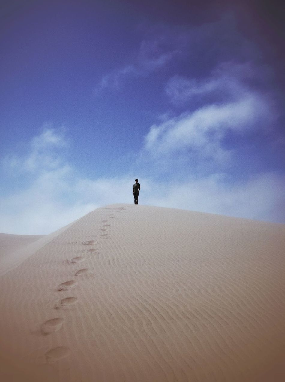 Beautiful stock photos of sand, Arid Climate, Blue, Cloud, Day